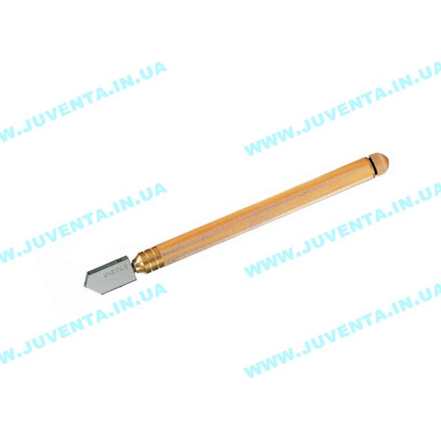 """Стеклорез масляный  """"K-Star"""" с металлической ручкой для стекла 3-10мм (широкий реж. элемент 138°), 308В K-STAR (Южная Корея)"""
